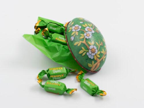 Skicka påskägg med choklad: Regal Grön Körsbär