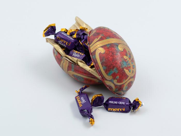 Skicka påskägg med choklad: Regal Rött Guld