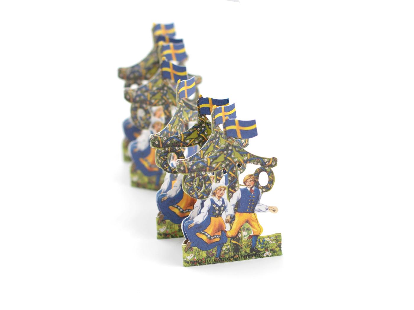 Pappersrad Midsommar Mini - Papper & annat