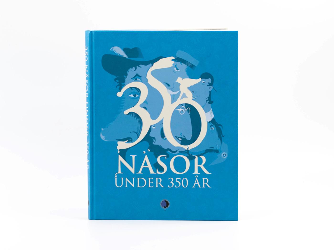 Nasala utskottet presenterar: 350 näsor under 350 år
