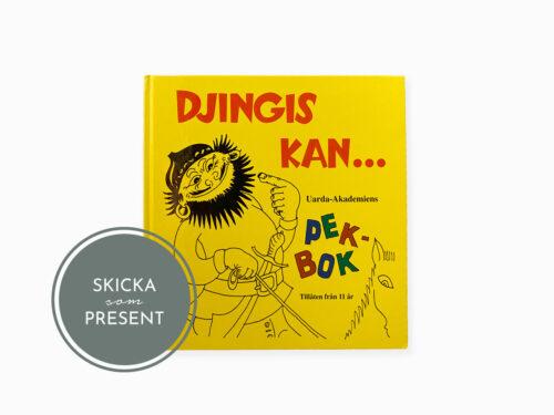 Djingis Kan - Pekbok - Barnbok tillåten från 11 år