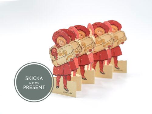 Pappersrad med motiv av jenny Nyström - köp själv eller skicka som present