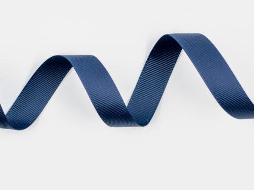 Presentband satinband - Blå Marin - 16 mm