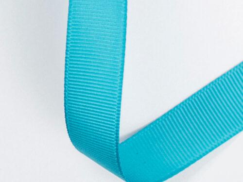 Presentband satinband - Blå medelhav- 16 mm