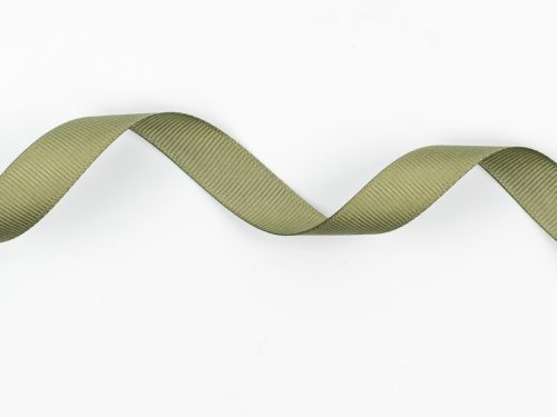 Presentband satinband - Grön oliv