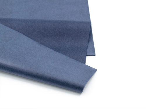 Silkespapper gör det lite lyxigare - Marinblå - Papper & annat