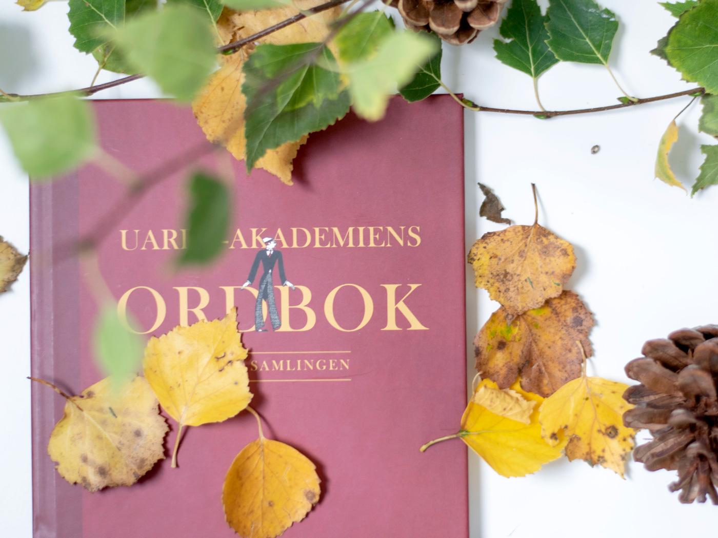 Uarda-Akademiens Ordbok - Elfte Upplagan - 2019